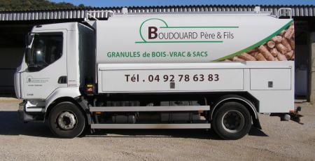 Granulés bois / Pellets : vente en Vrac et Sacs