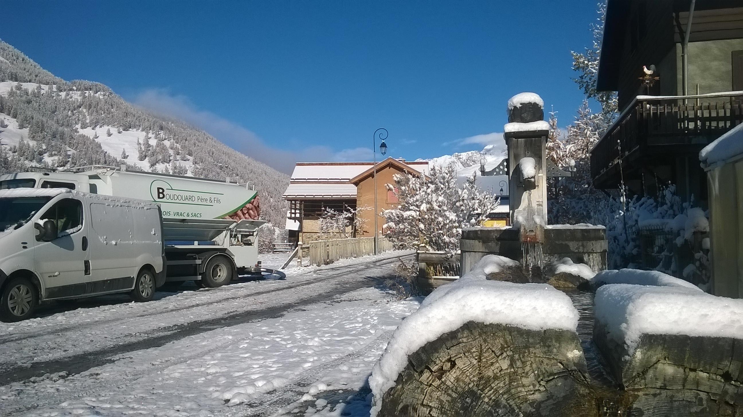 Granulés Bois Vrac - Granules de bois Vrac ~ Granulés bois Pellets Oraison (04) Manosque Alpes de Haute Provence (04)