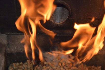 Chauffage poêle à granulés bois - ETS Boudouard Oraison